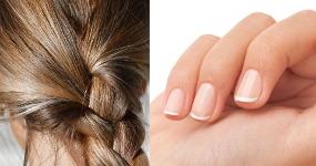 Je náš kolagen vhodný na vlasy  a nehty?